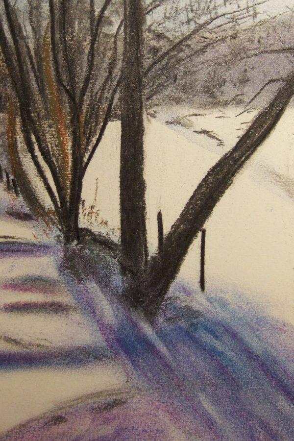 Atelier le gué, Neige bleue, Edmée H. Turckheim