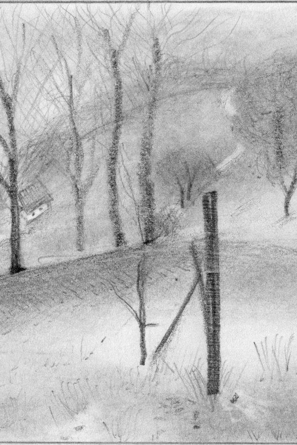 Atelier le gué, Aperçu sur le chemin, Edmée H. Turckheim