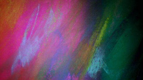 Pastel, Coloré, Anne-Marie Bugna