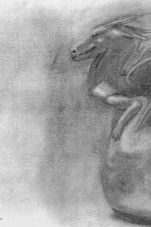 Atelier le gué, Petit dragon, Florian H. Munster